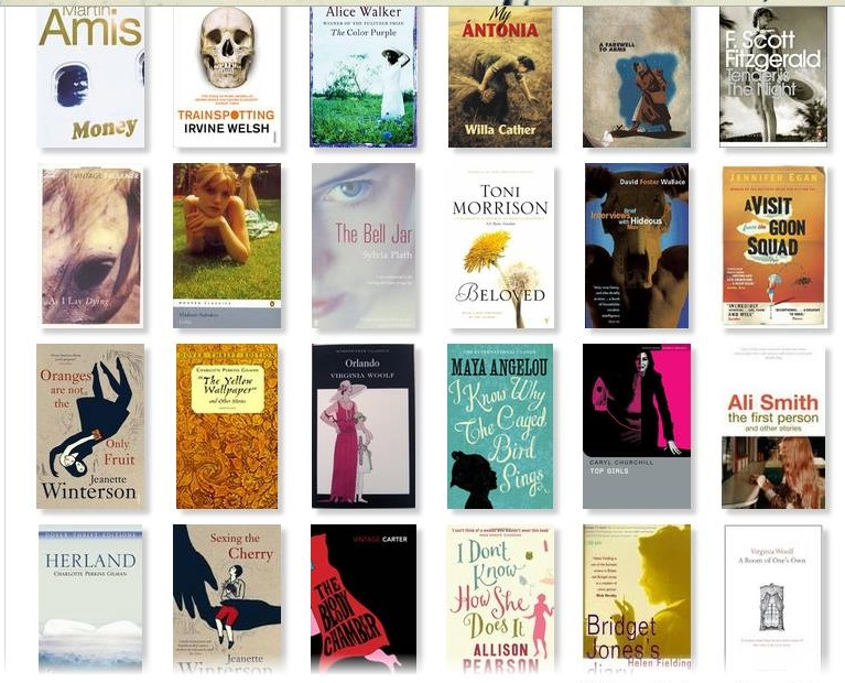 Year in books pt 1