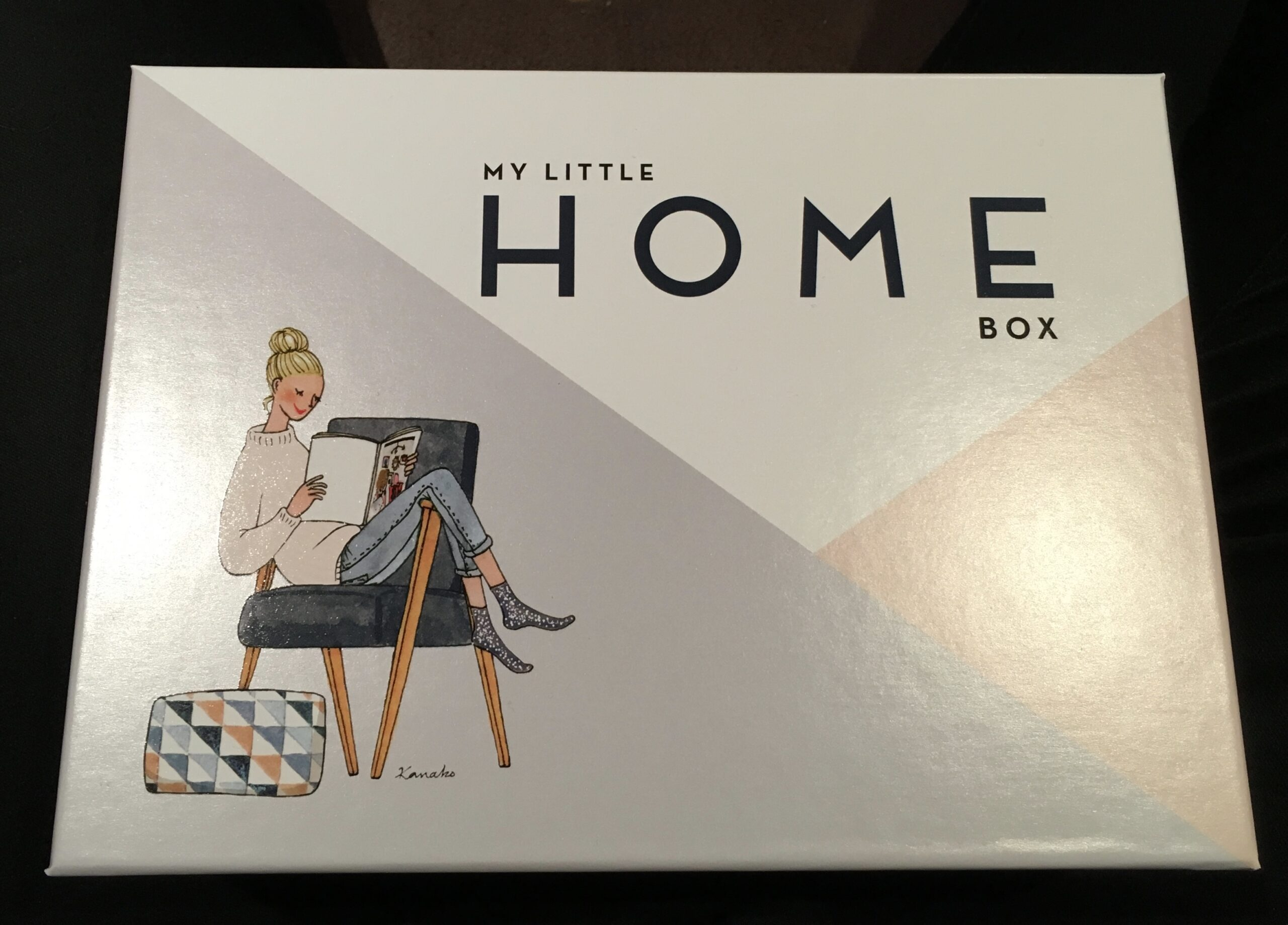 My Little Box - February - Home