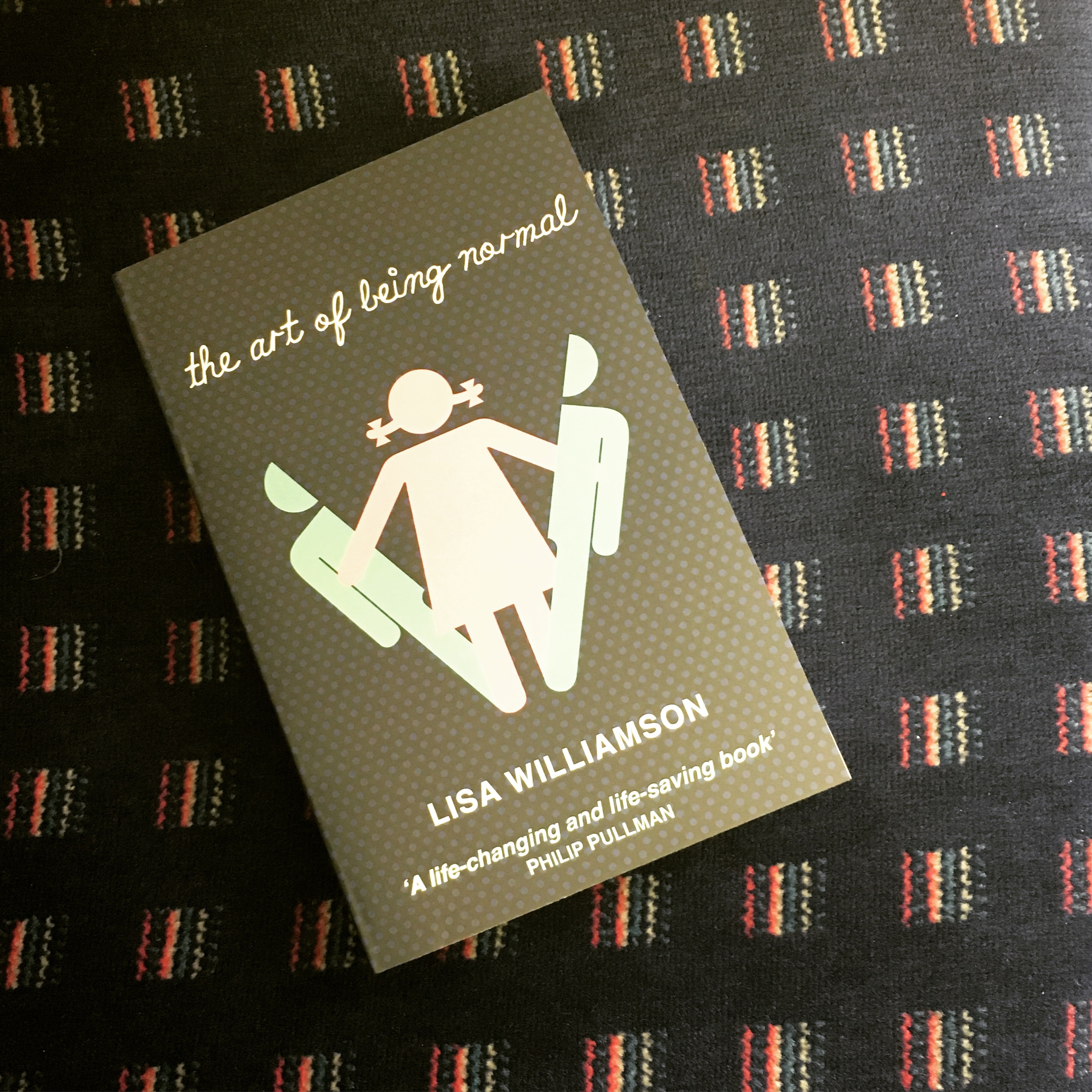 The Art of Being Normal, Book 10, 2016 Reading Challenge