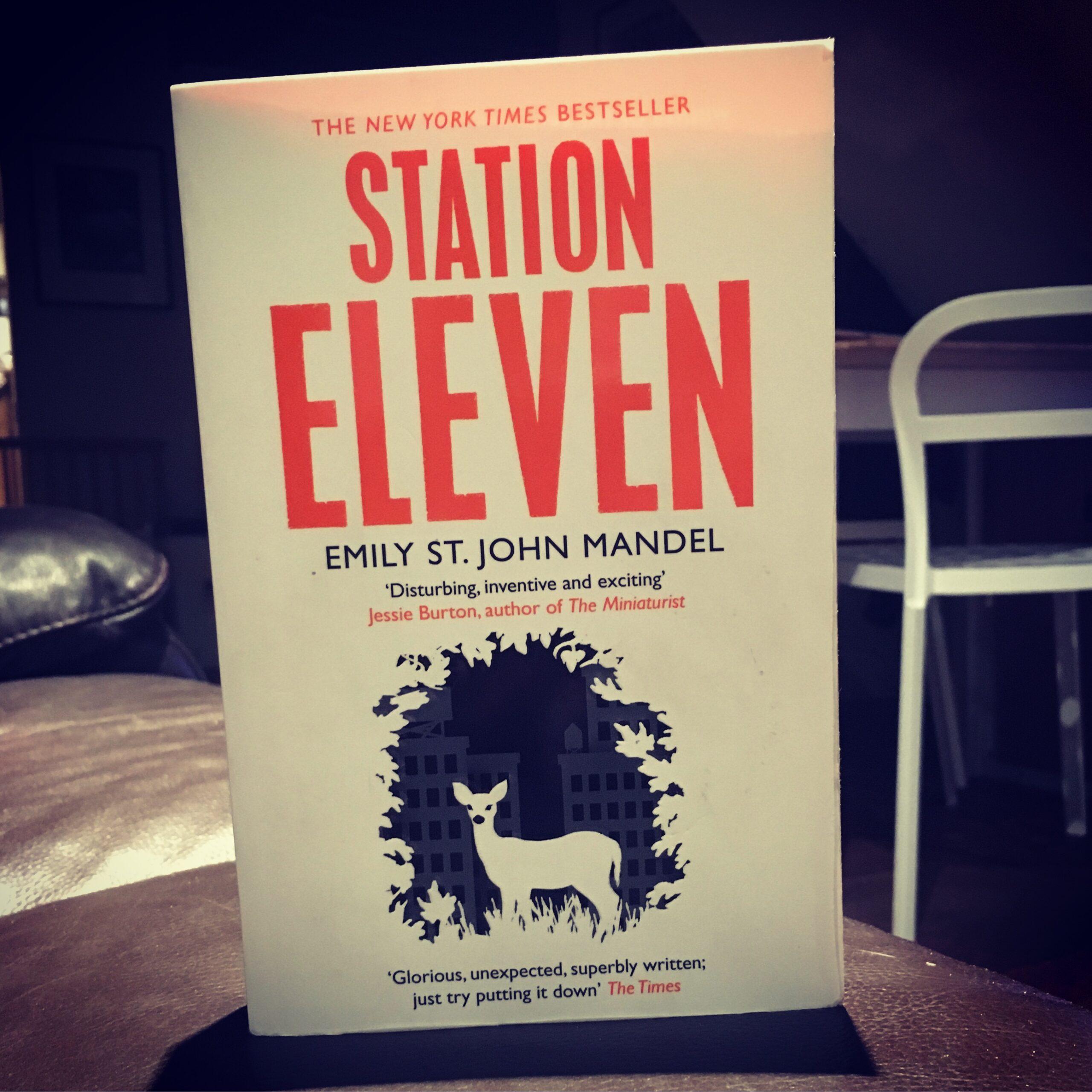 Station Eleven, Book 20, 2016 Reading Challenge