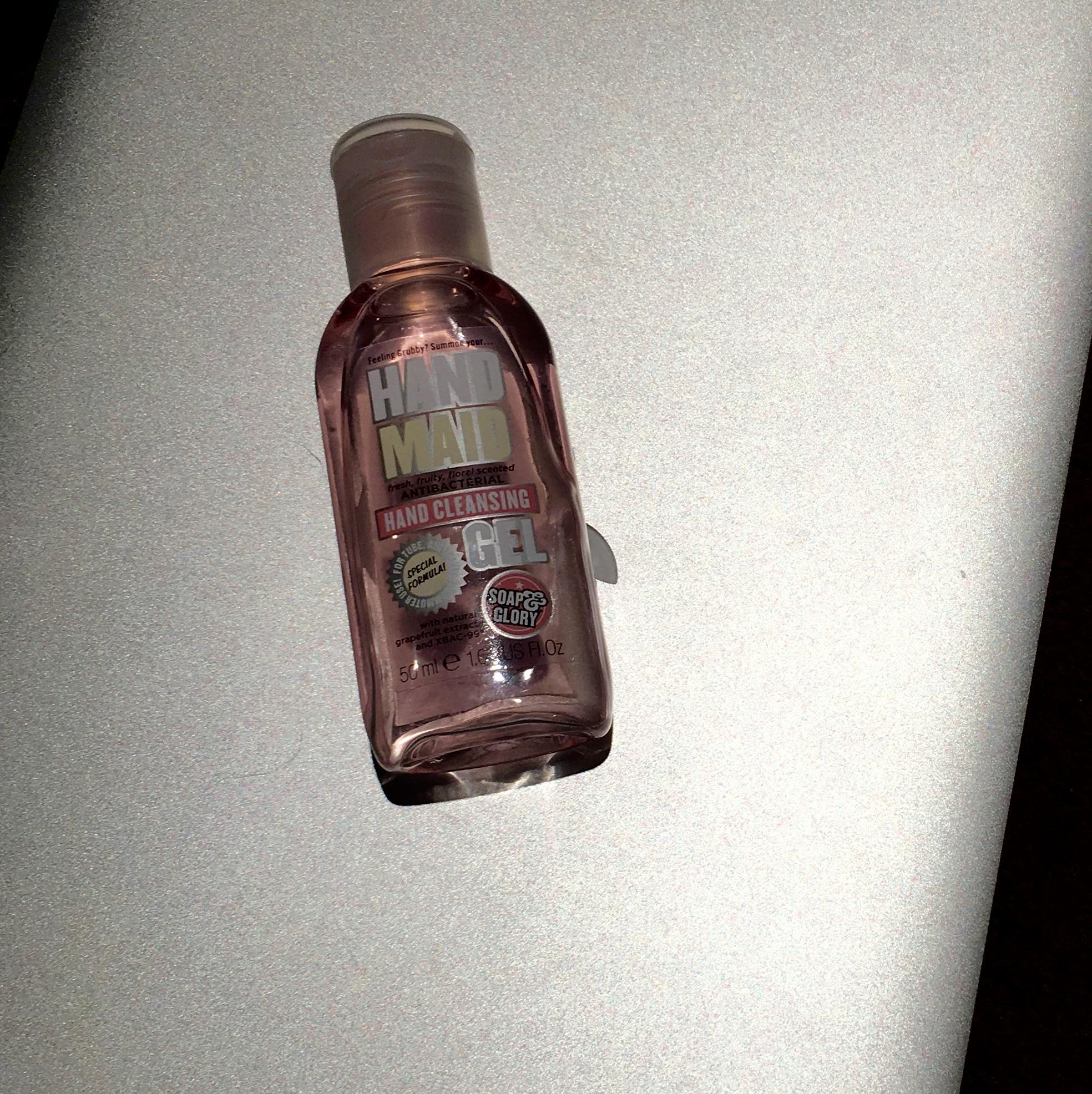 What's in My Bag - Antibacterial Hand Gel