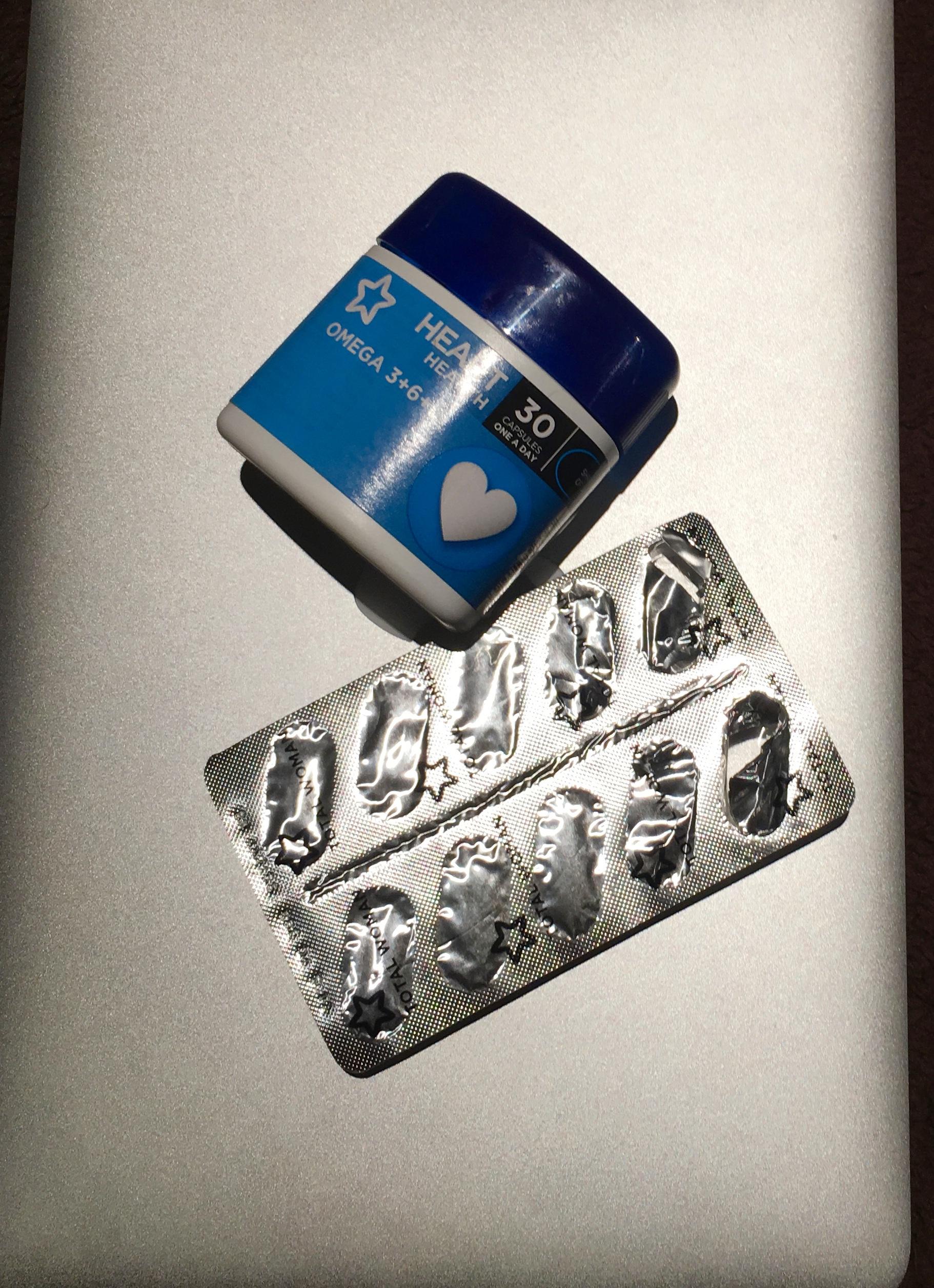 What's in My Bag - Vitamins