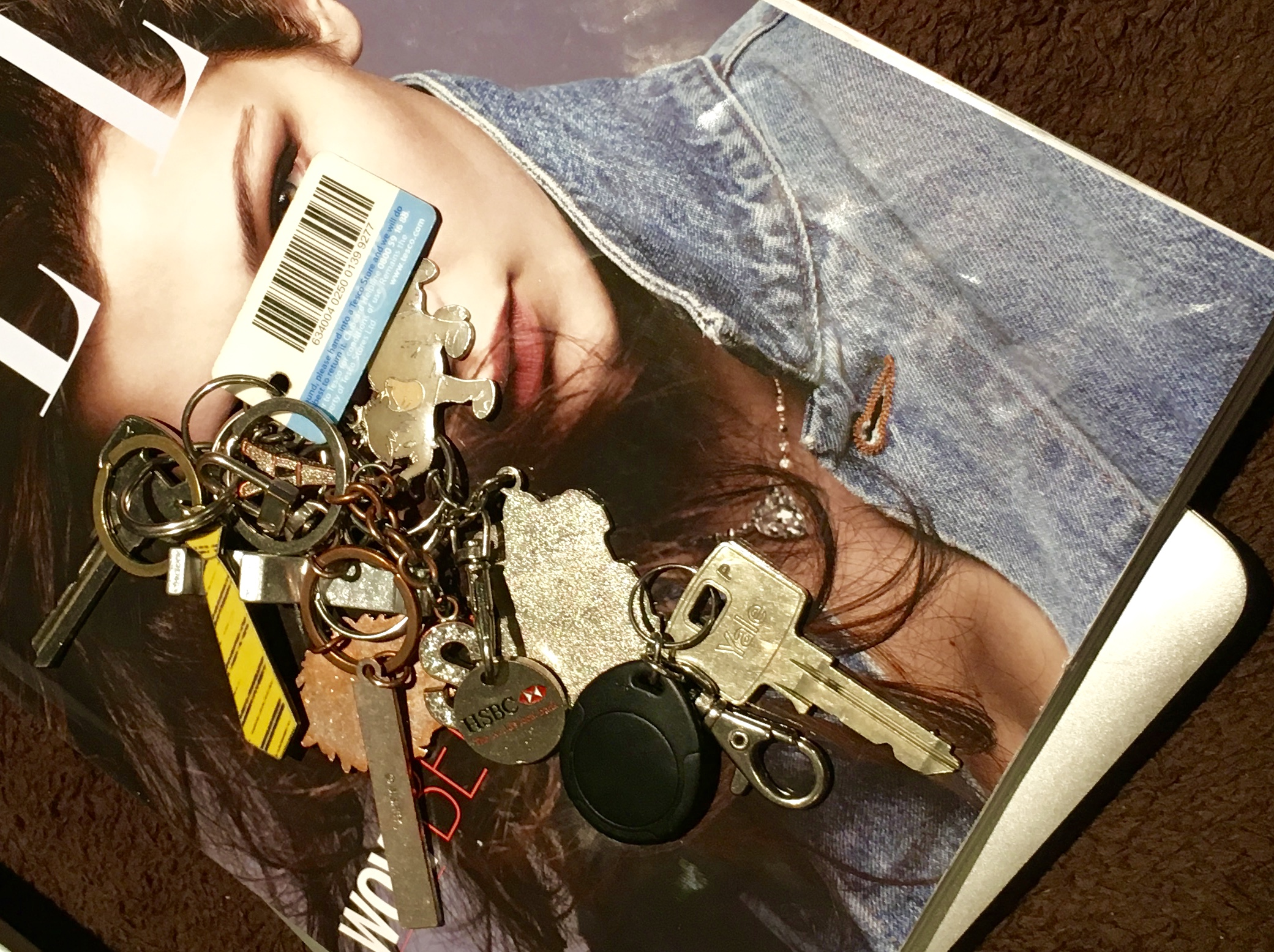 What's in My Bag? - Keys