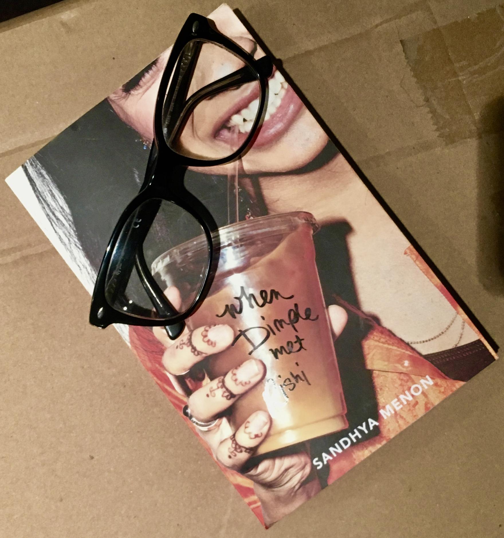 Bonus Book Review, When Dimple Met Rishi