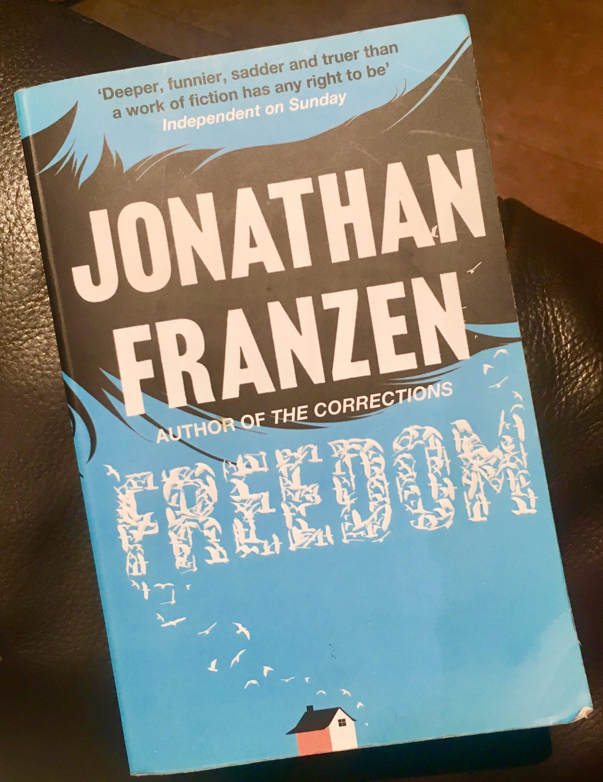 2017 Reading Challenge, Book 46, Freedom