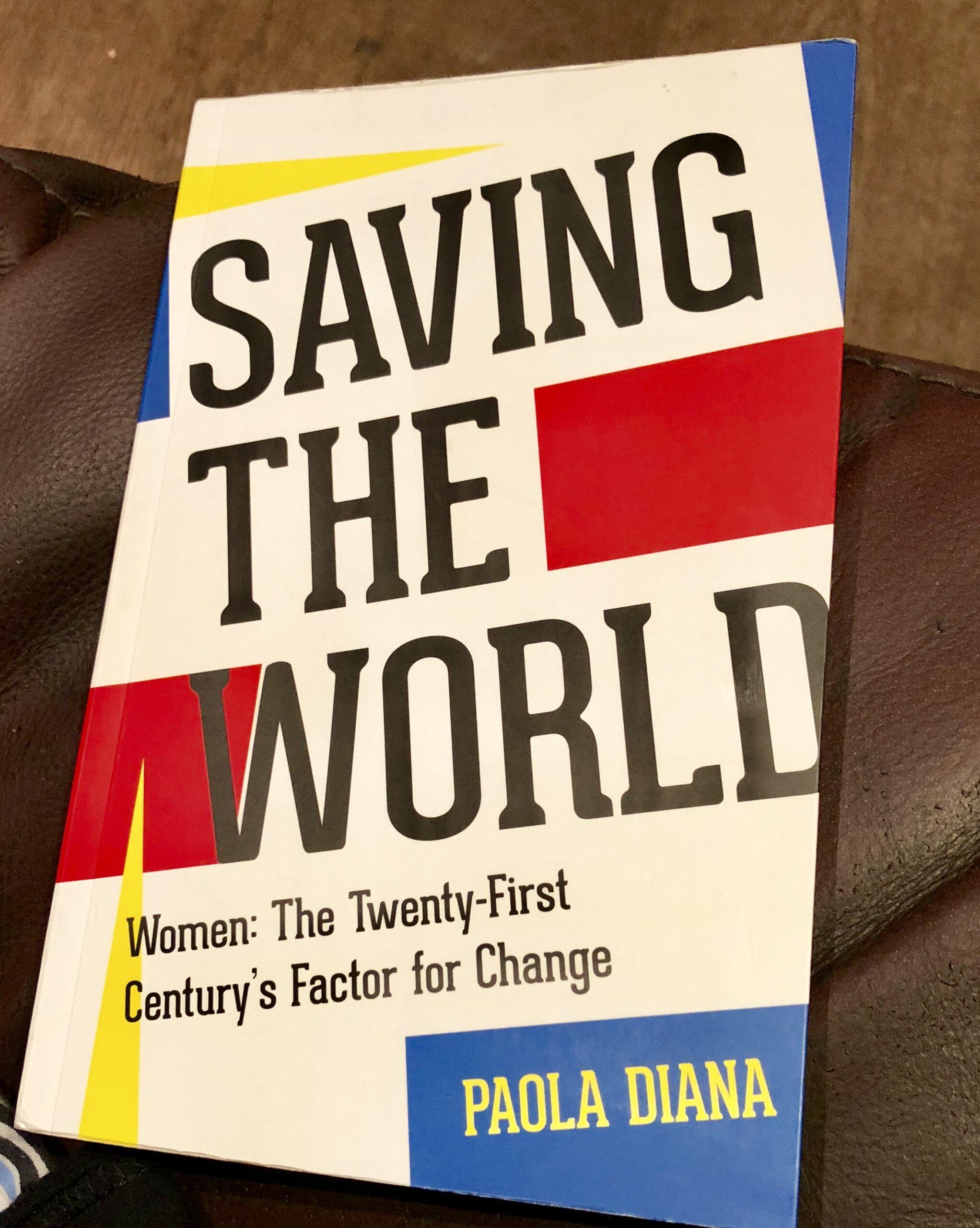 Bonus Book Review - Saving the World